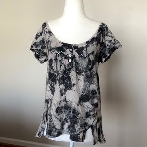 Free People short sleeve tee